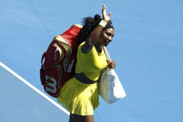 Grand Slam: Williams Siap Hadapi Sharapova