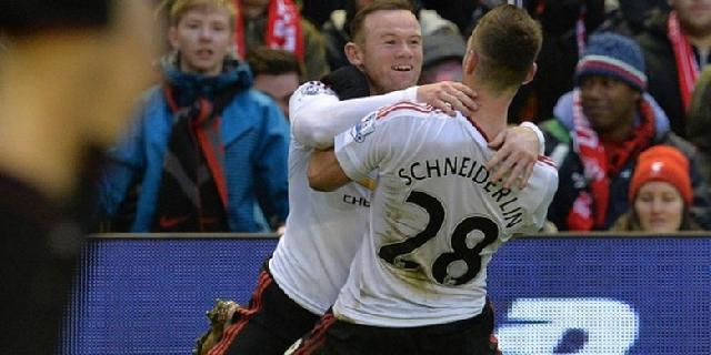 Gol Tunggal Rooney Hancurkan Liverpool