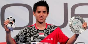 Saluut, Simon Juara Singapore Open