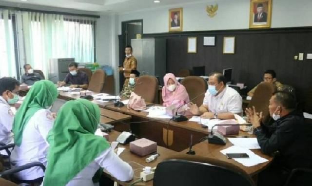 Pertanyakan Kerjasama dengan RS Madani, DPRD Pekanbaru Hearing BPJS Kesehatan