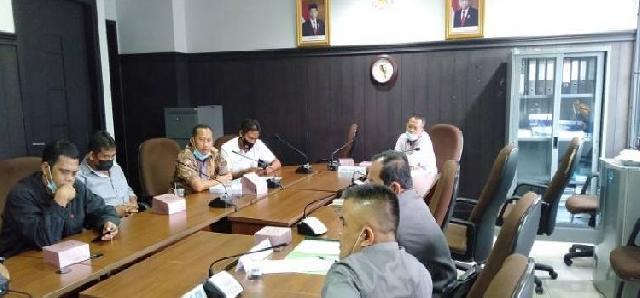 Bahas Usulan Pemekaran, DPRD Pekanbaru Rapat dengan Warga GTU
