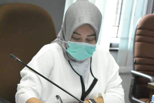 Bahas Retribusi Parkir Berubah Menjadi BLUD, Komisi II DPRD Pekanbaru Hearing Dishub