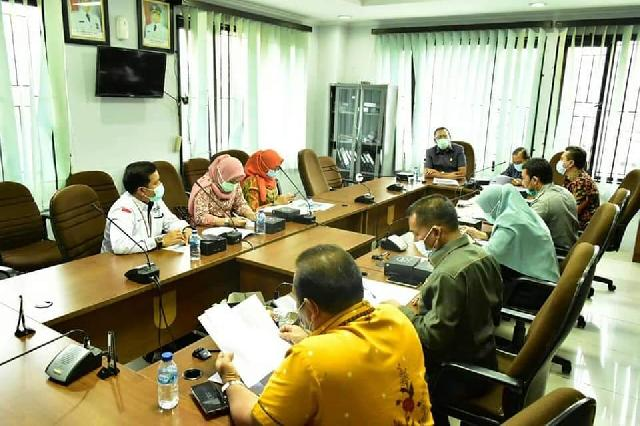 Komisi III DPRD Pekanbaru Pertanyakan Naker di RS Syafira