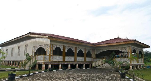 Istana Sayap Pelalawan, Tak Lekang Oleh Waktu
